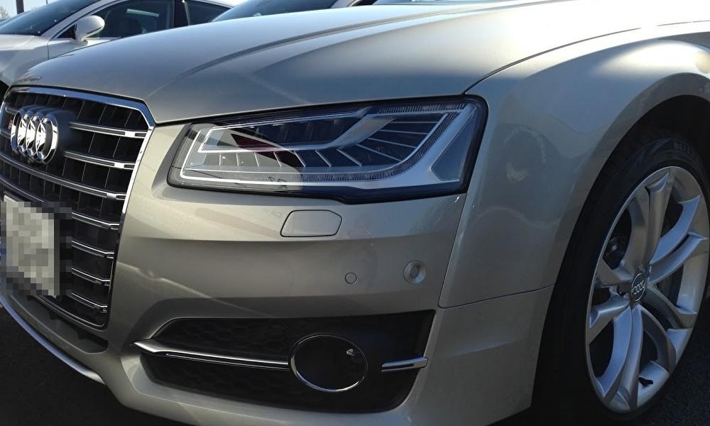 欧州車のデントリペアならお任せください・BMW・アウディ・ボルボ・ランドローバーなどの多数の実績